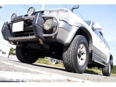 プロシードマービーベースグレード 4WD ディーゼルターボ車 バンパーガード付