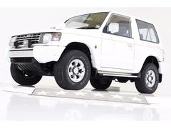 パジェロワイド XR−I 4WD 寒冷地仕様 背面ハードタイヤカバー