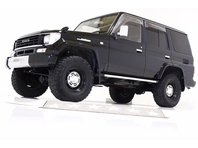 トヨタ EXワイド 4WD リフトUP 社外16AW タイベル済み