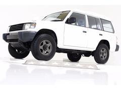 パジェロXE 4WD リフトUP CDオーディオ ETC 16AW