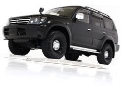 ランドクルーザープラドTXワイド 4WD 新品タイミングベルト交換済 社外16AW