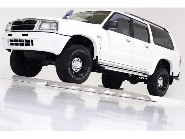 マツダ Sパック 4WD ディーゼル Tベルト交換済 リフトUP