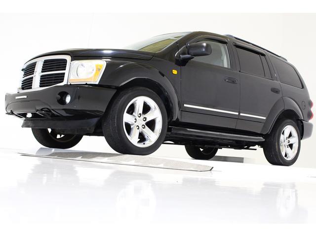ダッジ LTD 4WD 新車並行車 ナビ 20AW モニター ETC