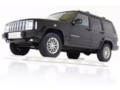 クライスラージープ チェロキーLTD 4WD ETC 本革電動シート クルコン 貨物登録可