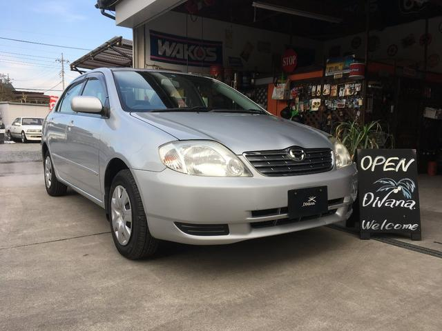 Photo of TOYOTA COROLLA X LIMITED NAVI SPECIAL / used TOYOTA