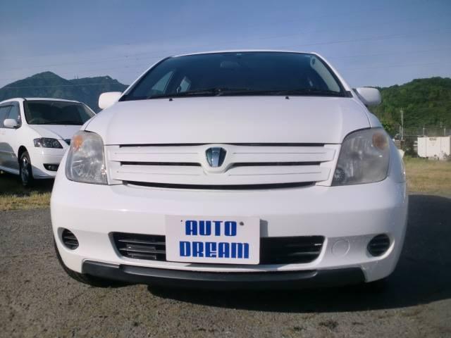 トヨタ 1.3F Lエディション WエアB ABS CDコンポ