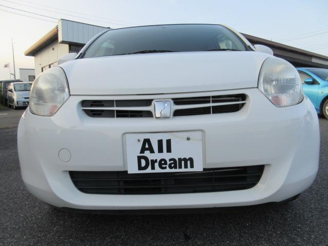 トヨタ パッソ X 5HB WエアB ABS キーレス CDコンポ ETC コラムCVT プライバシーガラス タイミングチェーン 走行43000キロ