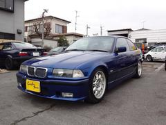 BMW318is Mスポーツパッケージ 5速MT 右ハンドル