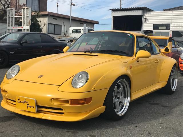 ポルシェ 911カレラGT2 コンバージョン 6MT サス・マフラー