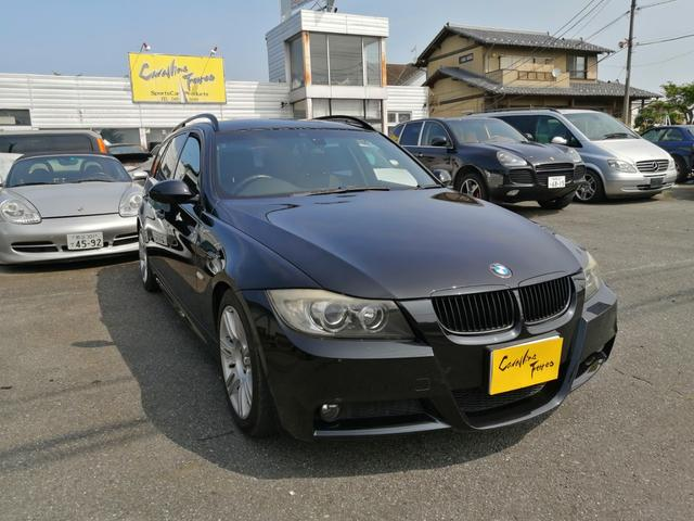 BMW 3シリーズ 320iツーリング Mスポーツパッケージ ツーリング Mスポーツパッケージ ナビ 地デジ バックカメラ