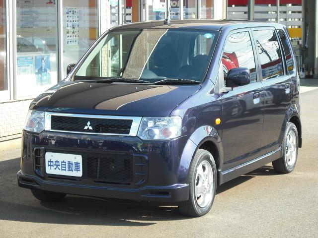 三菱 X 社外ナビ ワンセグTV HIDライト