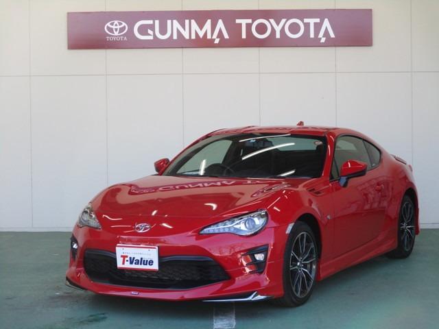 トヨタ GT試乗車
