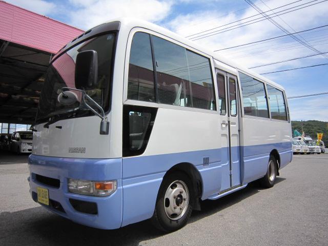 日産 DX 26名乗車 4.2kwディーゼル