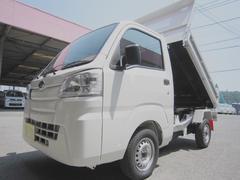 サンバートラック電動油圧式ダンプ4WD5速