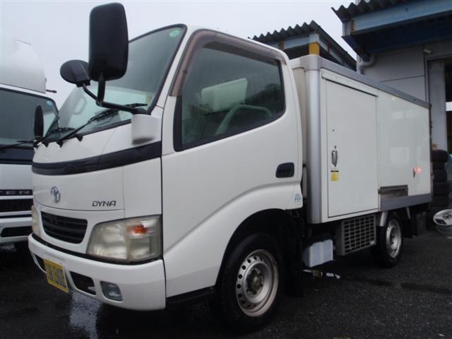 トヨタ 冷凍冷蔵車3速AT