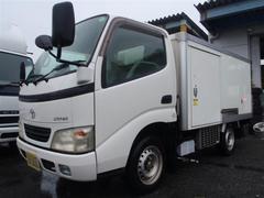 ダイナトラック冷凍冷蔵車3速AT