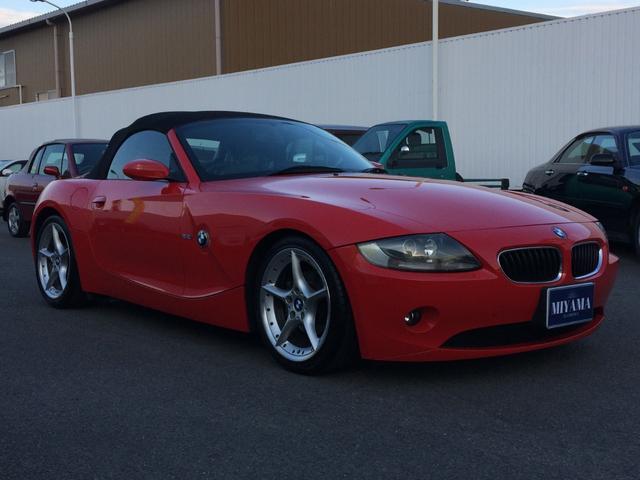 「BMW」「BMW Z4」「オープンカー」「群馬県」の中古車