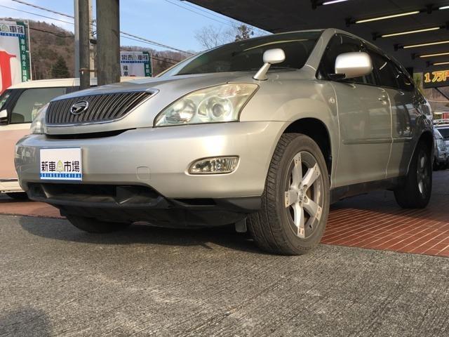 トヨタ AIRS 革シート バックカメラ HID 4WD 禁煙車