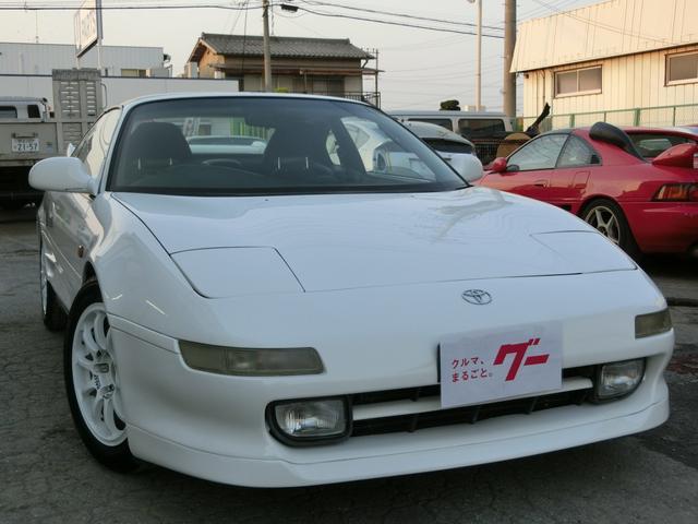トヨタ GT Tバー 5型 外装同色再塗装 アドバンアルミ