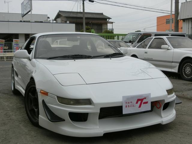 トヨタ GT ボーダーバンパー フェニックスパワーマフラー IC