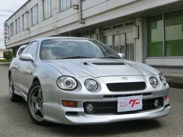 トヨタ GT-FOUR OZ17アルミ 1オーナー 外装同色再塗装済