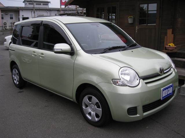 トヨタ 1.5Xリミテッド 左電動ドア ナビTV ワンオーナー
