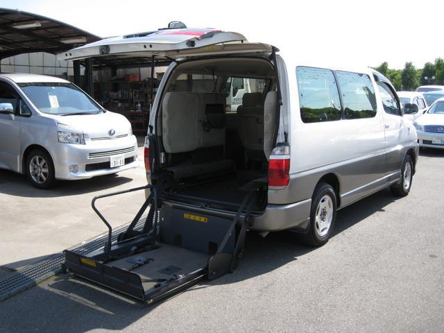 トヨタ 3.0G 福祉車両 車いす仕様 ウェルキャブ