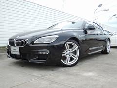 BMW640iグランクーペ Mスポーツ サンルーフ 後期 ACC