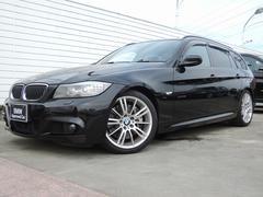 BMW335iツーリング Mスポーツ ブラックレザー 純正18AW