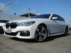 BMW740i Mスポーツ レザーライト 20インチワンオーナー