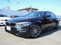 BMW523d Mスポーツ パワーシート 19インチ LEDヘッド