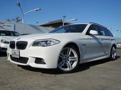 BMW535iツーリング Mスポーツ 19インチ サンルーフ禁煙車