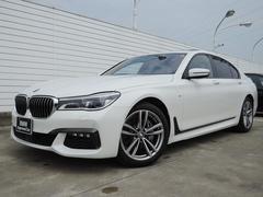 BMW740i Mスポーツ レーザーライト サンルーフ 19インチ