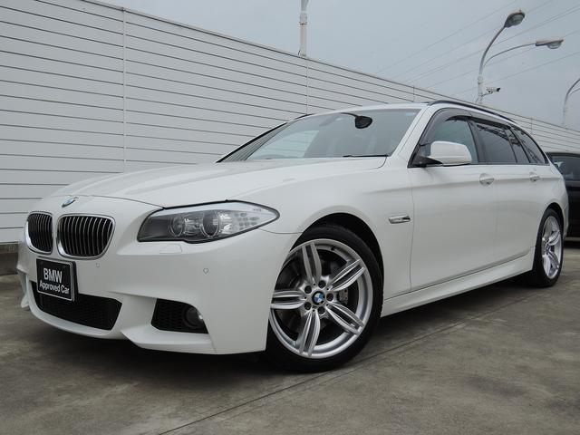 BMW 535iツーリング Mスポーツ サンルーフ レザー 19AW