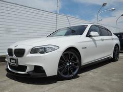 BMW535i Mスポーツ 20インチ サンルーフ FRスポイラー