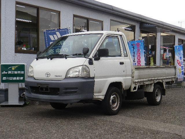 トヨタ SシングルジャストローDX ガソリン 3人乗 三方開 AT