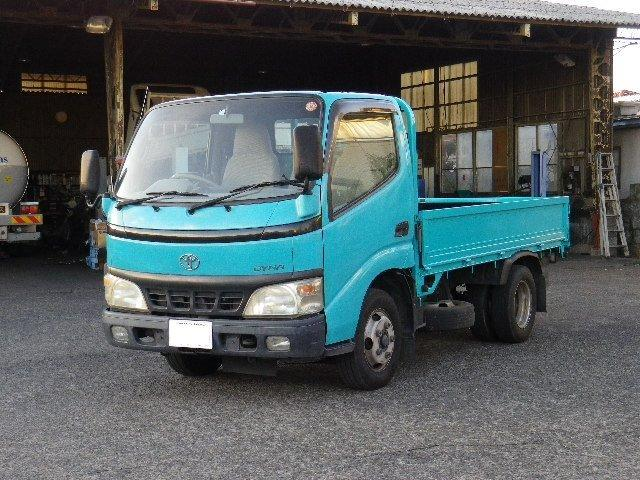 トヨタ 5速ロングフルジャストローDXディーゼル2トン積み