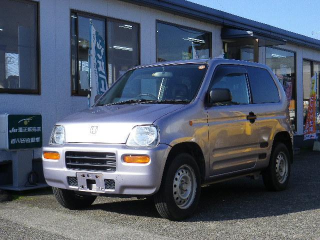 ホンダ ベースグレード 4WD 4AT