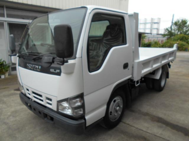 いすゞ 2トンダンプ ETC HSA