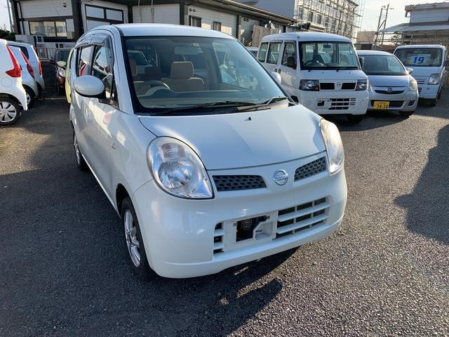 「日産」「モコ」「コンパクトカー」「茨城県」「R-Factory」の中古車