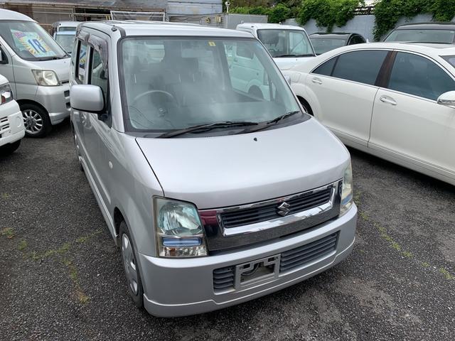 「スズキ」「ワゴンR」「コンパクトカー」「茨城県」「R-Factory」の中古車