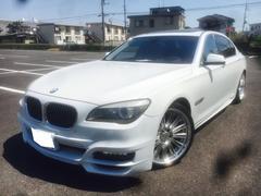 BMWアクティブハイブリッド7L WALDフルエアロ