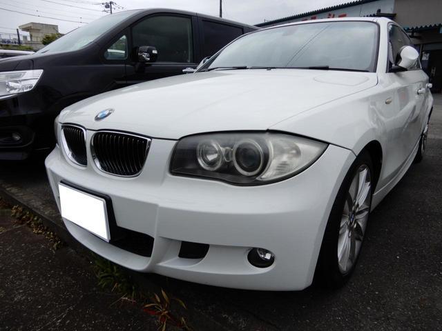 BMW 130i Mスポーツ サンルーフ 革シート