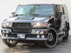 ハマー H2タイプG 4WD ジオバンナ26inAW XENONエアロ