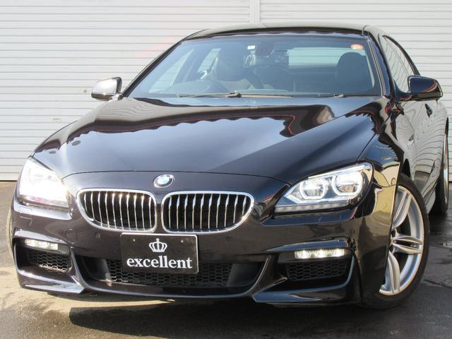 BMW 640iグランクーペMスポーツ サンルーフ 19inAW