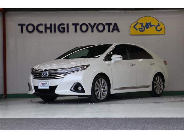 トヨタ G 本革シート メーカーナビ バックモニター ETC