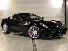 フェラーリ 599F1 正規ディーラー車 デイトナ電動シート OP20AW
