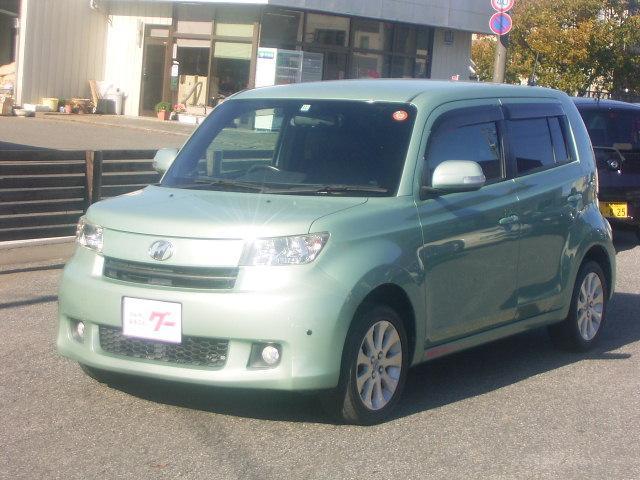 トヨタ bB Z Lパッケージ SDナビ ワンセグTV バックモニター