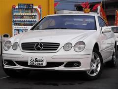 M・ベンツCL500 本革シート サンルーフ買取車
