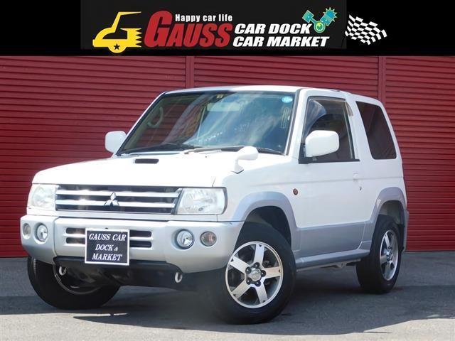 三菱 アクティブフィールドエディション 4WD ETC